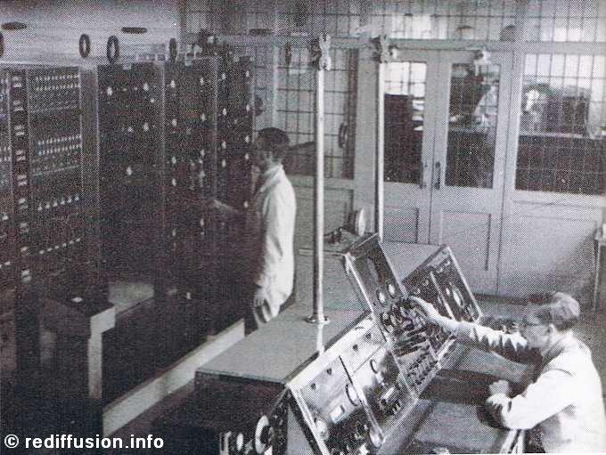 Rediffusion History 1928 1978