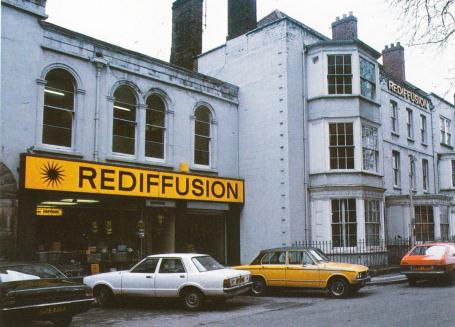 Rediffusion Bristol