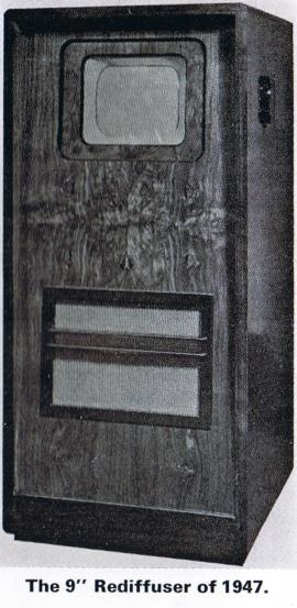 Remembering REDIFFUSION.